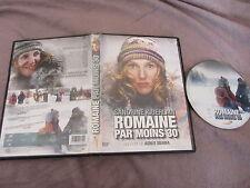 Romaine par moins 30 de Agnès Obadia avec Sandrine Kiberlain, DVD, Comédie