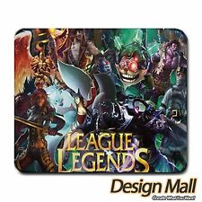 New LOL League of Legends Cheap Gaming Mousepad Mouse Pad Mat Free Shipping 15
