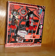 Monster High Exclusive Werecat Sister Meowlody - Purrsephone - New