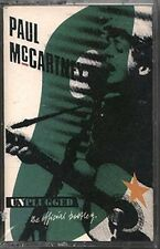 PAUL MCCARTNEY - Unplugged  #65753 SEALED Cassette