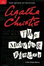 Agatha Christie The Moving Finger Miss Marple Mystery Trade Paperback LN