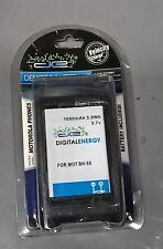 Battery & Charging Dock Motorola ATRIX 4G Droid X & X2 Olympus BH5X 230-1346