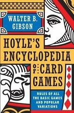 Hoyle's Modern Encyclopedia of Card Games: Rules of All the Basic Game-ExLibrary