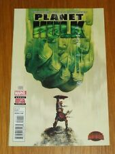 PLANET HULK #1 MARVEL COMICS VF (8.0)