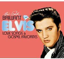 Elvis Presley - Brilliant Elvis: Love Songs & Gospel Favorites [New CD] Digipack