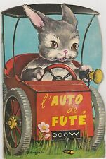 L'auto de Futé illustrations de J.Lagarde