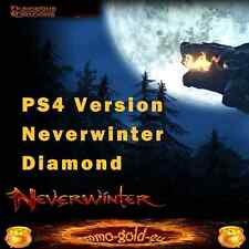 PS4 1 Million Neverwinter Astral Diamanten 1.000.000 NW 1000K Astraldiamanten EU