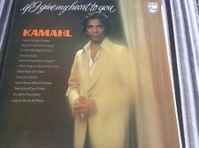 KAMAHL If I give my heart to you LP Philips 6357 030