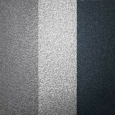 Black and Silver Stripe Glitter Holographic Wallpaper by Fine Decor DL40790