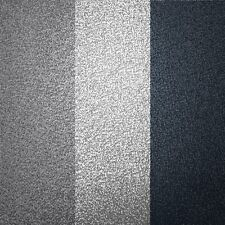 Negro Y Plata A Rayas Brillo Holográfico Wallpaper de Fine Decor dl40790