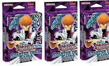 Lot of 3 X Kaiba Reloaded 1st Starter Structure Deck Deaks New sealed Yugioh