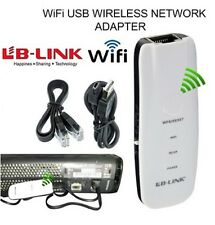 RETE WIFI USB WIRELESS ADATTATORE per XBOX LIVE & 360 ps3 UK STOCK