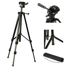 "New 53"" inch Tripod Stand + Bag for Canon Nikon Camera Camcorder US"