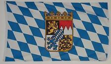 Fahne Bayern bayerische Flagge Bayernfahne Bayernflagge 90x150 cm Hissfahne NEU