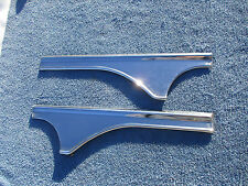 1954 Ford car stainless side molding trim pieces 4 door & station wagon