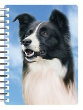 Border Collie 3D Notebook