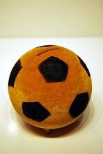 TIRELIRE ANCIENNE MONEYBOX VINTAGE BALLON FOOT-BALL 1960/70