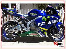 CARENA ABS FAIRING KIT - HONDA CBR 600RR 2005 2006 MOVINSTAR TELEFONICA MOTOGP