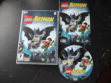 LEGO BATMAN THE VIDEO GAME APPLE MAC-DVD V.G.C. FAST POST ( action/adventure )