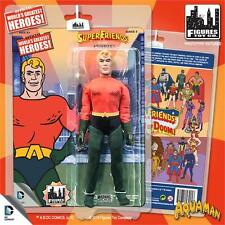 "DC Super Friends Retro mego 8""Series 2  Aquaman MIP SHIPS FREE  in 24!"