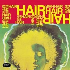 GEROME RAGNI/JAMES RADO/UVM - HAIR  CD 30 TRACKS MUSICAL SOUNDTRACK NEU