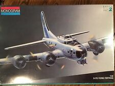 1/48 Monogram B-17G Flying Fortress  Kit# 5600  ***MINT*** FACTORY SEALED