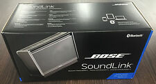 BOSE SoundLink Serie II Altoparlante Bluetooth Wireless Mobile In Pelle Marrone Nuovo
