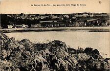 CPA  Erquy - Vue Generale de la Plage du Bourg  (381673)