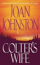 Colter's Wife - Joan Johnston paperback VGC contempory romance