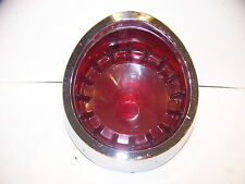 1960 DODGE DART SENECA RH TAIL LIGHT LENS & HOUSING ASSY OEM #2093249