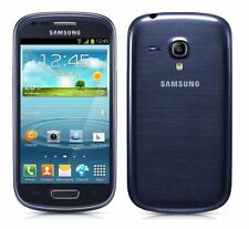 Samsung GALAXY s3 Mini Value Edition gt-i8200n Pebble Blue Senza SIM-lock (B-Ware)
