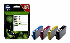 HP 364XL Multi-pack Ink Cartridges (Black, Cyan, Magenta, Yellow)