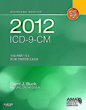2012 ICD-9-CM for Physicians, Volumes 1 and 2, Standard Edition (Softbound), 1e