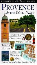 Provence & the Cote D'Azur (Eyewitness Travel Guides)  Paperback