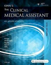 Kinn's the Clinical Medical Assistant : An Applied Learning Approach by...