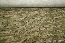 All Terrain Tiger Stripe Camouflage 500D Cordura Fabric  8 Yards