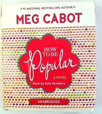 How to Be Popular : When You're a Social Reject Like Me, Steph L. by Meg Cabot