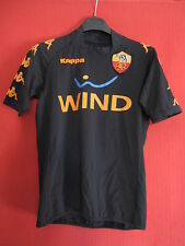 Maillot AS ROMA Kappa Wind ASR vintage calcio football Third - S