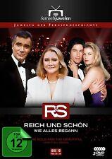 Reich und Schön - Box / Staffel 10: Wie alles begann, 5 DVD NEU + OVP!