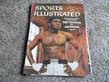 SPORTS ILLUSTRATED JULY 29 1957 FLOYD PATTERSON HEAVYWHEIGHT BOXING CHAMPION