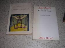 1946.sainte famille / André Roussin.+ portrait rouge