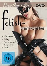 FETISH-DREAMS COME TRUE!-DVD NEU