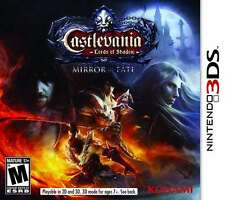 Castlevania: Lords of Shadow Mirror of Fate 3DS New Nintendo 3DS, Nintendo 3DS