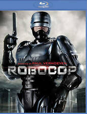 RoboCop (Unrated Director's Cut) [Blu-ray] Peter Weller, Nancy Allen, Daniel O'