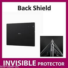 Sony Xperia Z4 Tablet INVISIBLE BACK BODY Screen Protector Shield Skin Military