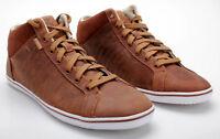 K-Swiss Schuhe Hof III MID VNZ 02938211 Cowboy/Bison/White