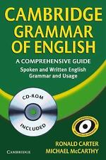 Cambridge Grammar of English : A Comprehensive Guide by Michael McCarthy and...