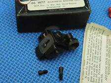 Lyman 66W77 66 W77 Receiver Peep Sight Winchester Model 77 - NEW OLD STOCK!