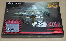 Battle Garegga Rev.2016 Premium Edition Box Set PS4 PlayStation 4 (IMP)