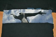Vintage OG 1998 Pearl Jam Yield Given To Fly Concert T Shirt Large 90s Grunge